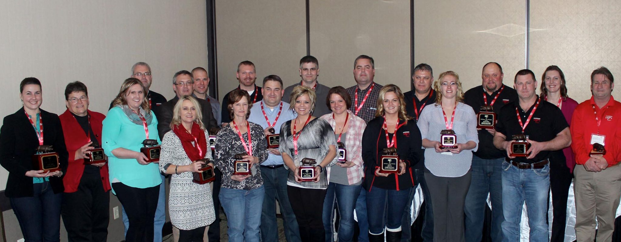 Christensen Farms Announces 2015 Organizational Award Winners