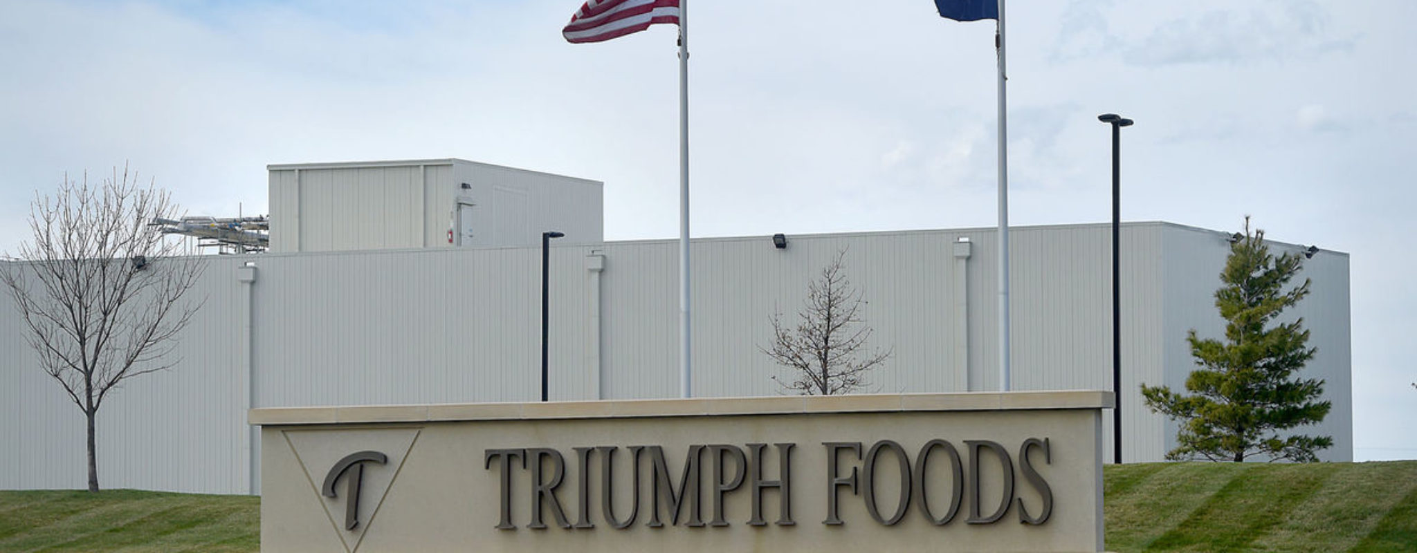 Triumph donates 32,000 pounds of meat to food bank