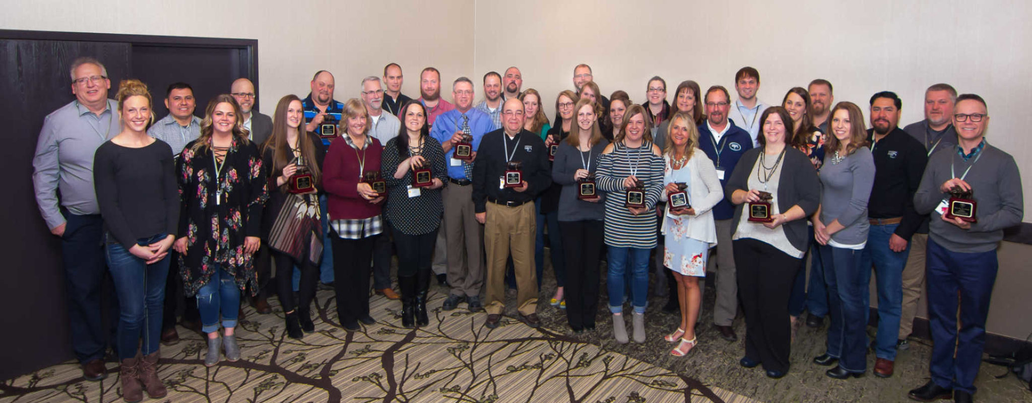 Christensen Farms hosts its 4th annual organizational awards event