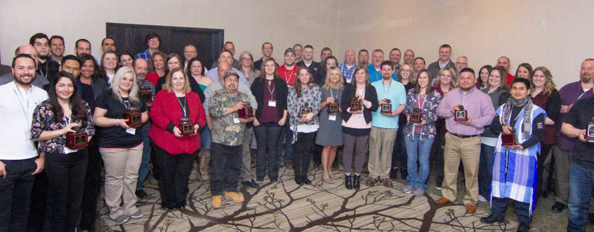 Christensen Farms hosts its 5th annual organizational awards event