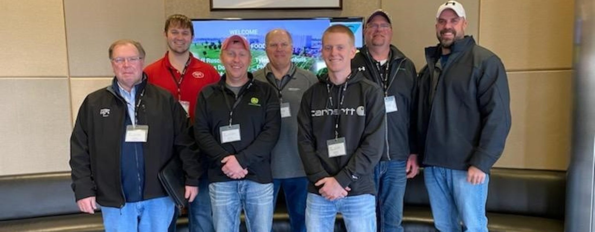 CF Contract Growers Tour Triumph Foods And Daily's Premium Meats